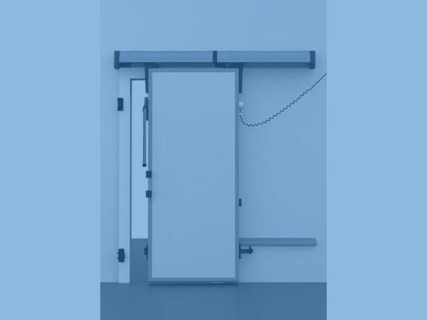 B. COLD ROOM DOORS