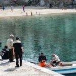 Pêcheurs à Cefalu