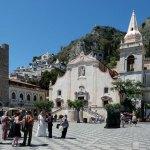 Mariage à Taormine