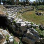 Sicile-Syracuse- théêtre grec