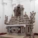 Hôtel dans une église baroque de Noto
