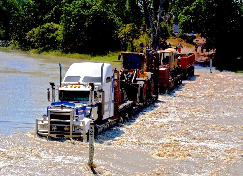 Australie - Road trains