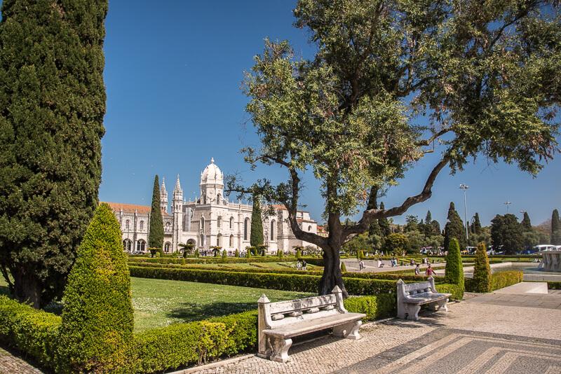 Lisbonne - belem, monastète des Hiéronymites