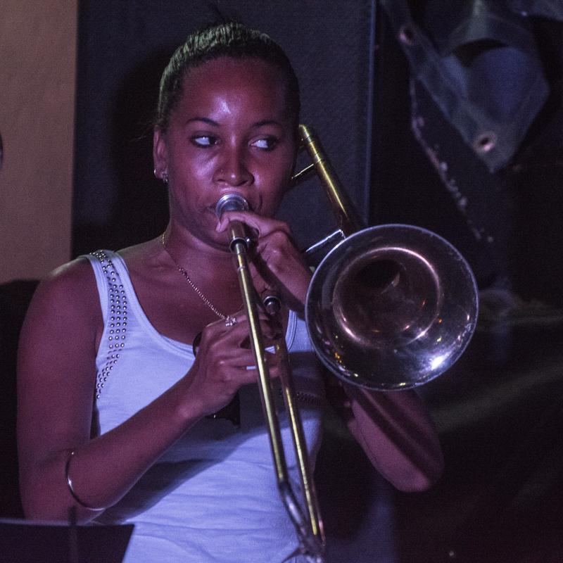 Cuba - Trinidad, musique