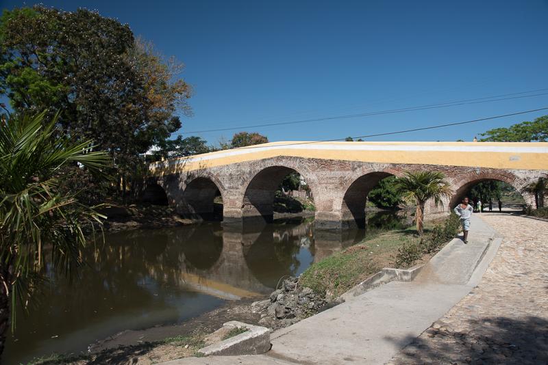 Cuba- Sancti Spiritus -pont Yayabo
