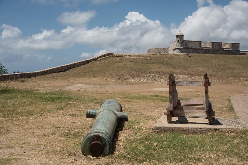 Cuba - Santiago - Castillo San Pedro de la Rocca