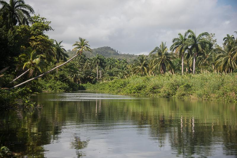 Cuba, Paradis tropical non loin de Baracoa à l'Est