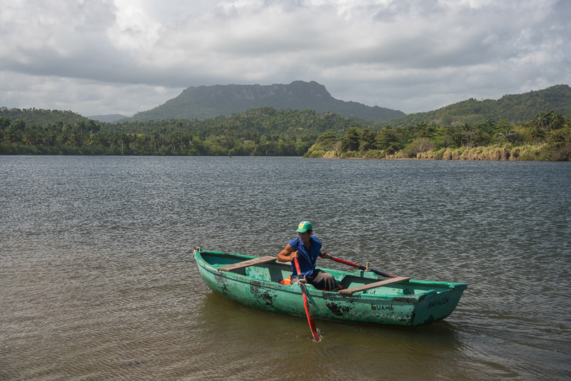 Cuba - environs de Baracoa