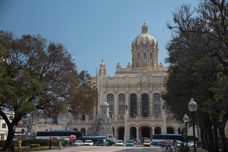 Cuba - La Havane, musée de la révolution