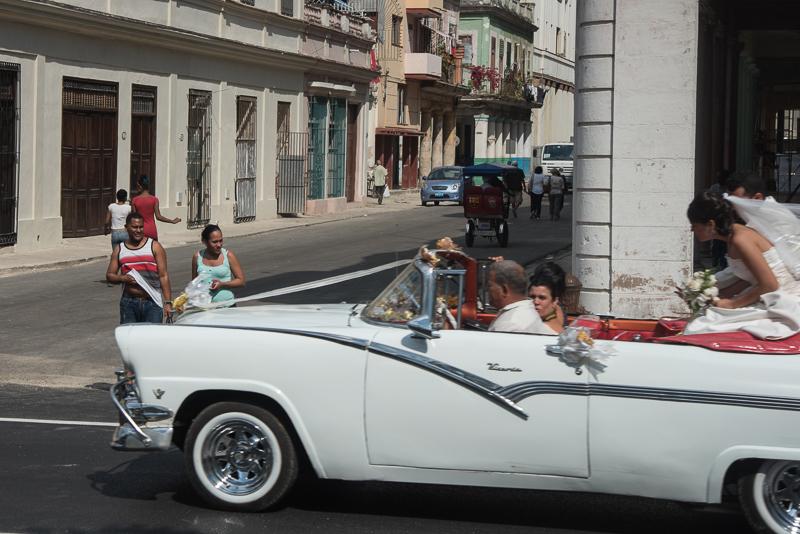 Cuba - la Havane, mariage