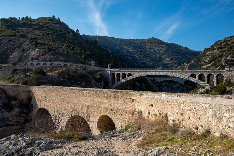 Gorges de l'Hérault, le pont du diable