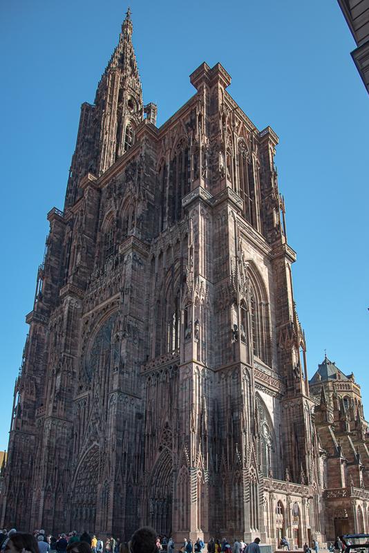 Alsace - Cathédrale de Strasbourg