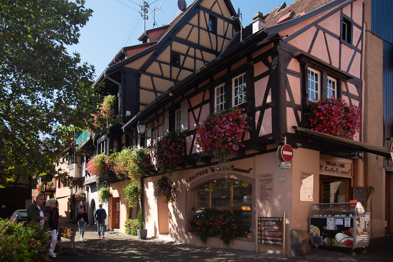 Villages d'Alsace -Eguisheim