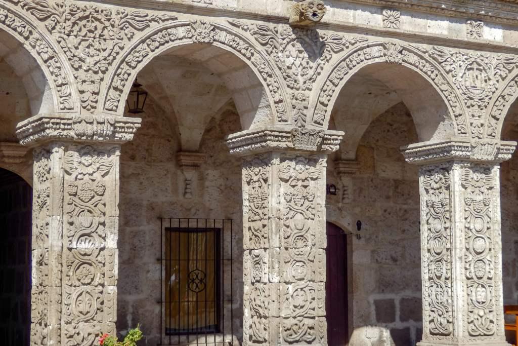 Pérou, Arequipa - La ville blanche