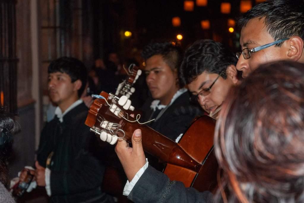 Pérou, Arequipa - Fête entre jeunes