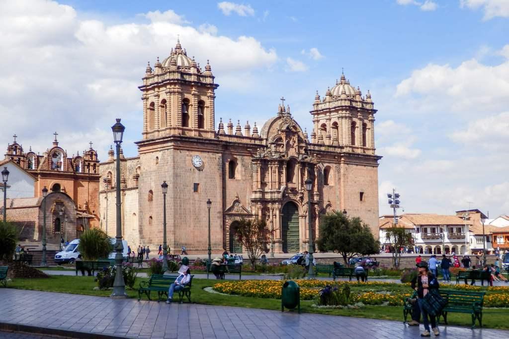 Pérou, Cuzco - cathédrale