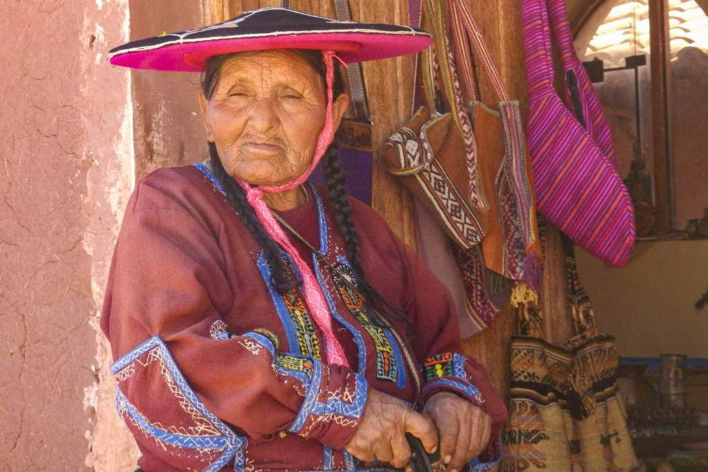 Pérou, de Puno à Cuzco - Raqchi