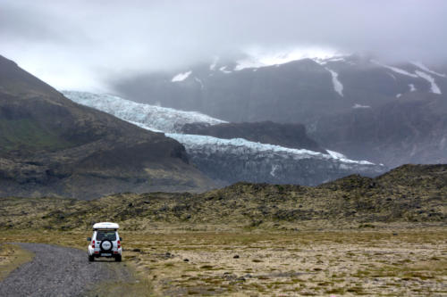 Islande, le sud