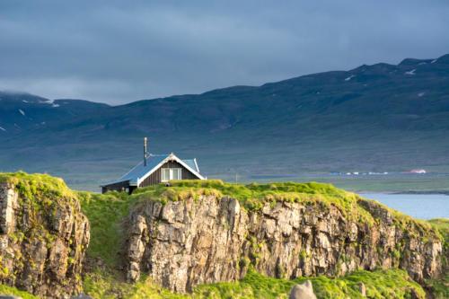 Islande, l'est