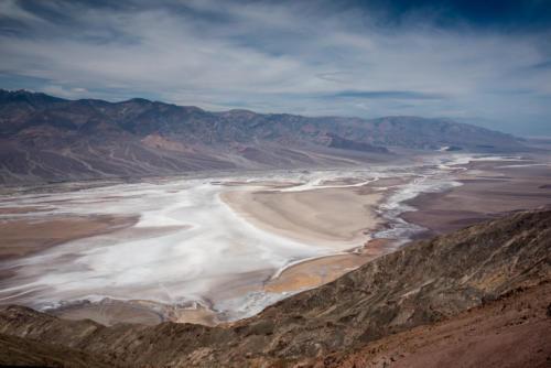 Ouest américain - Death Valley