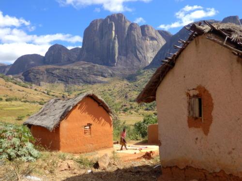 Madagascar - vallée de Tsaranoro
