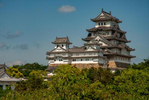 Japon - Himeji et Hiroshima