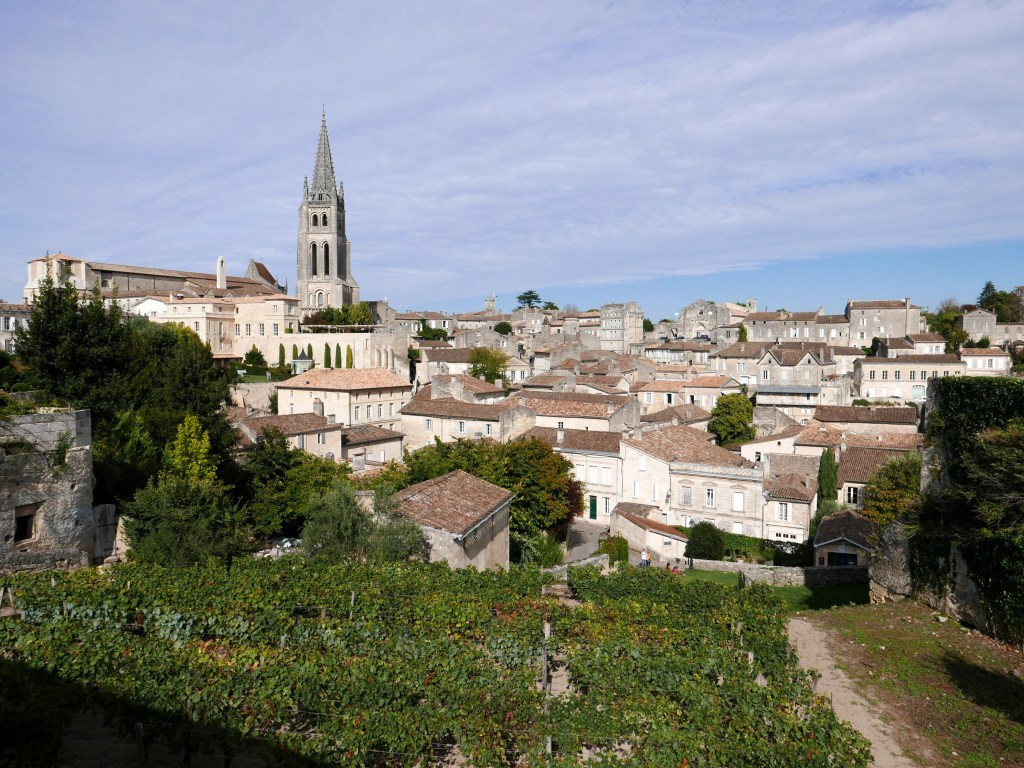Week-end Saint-Emilion