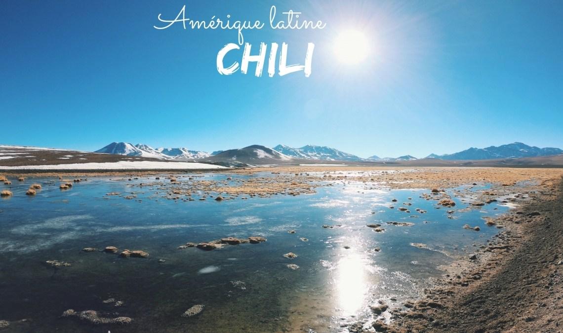 Préparer un voyage au Chili