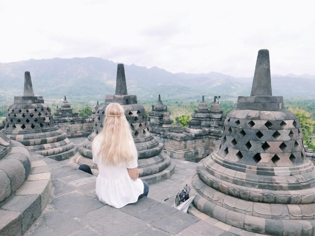Itinéraire Indonésie