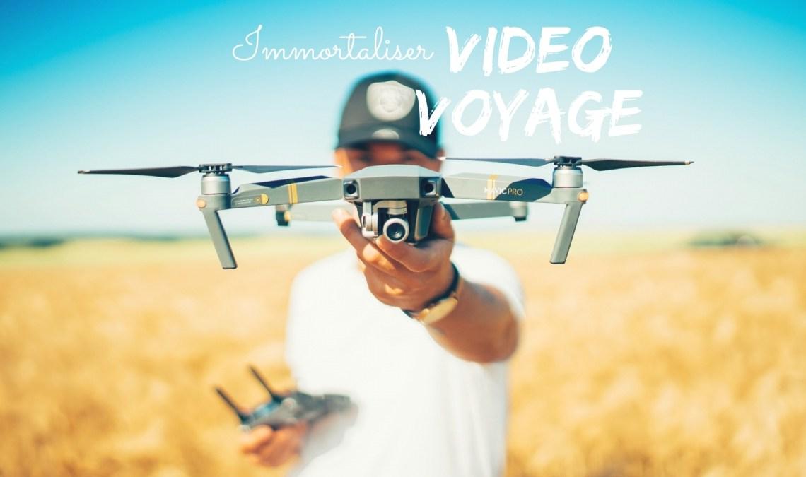 vidéo de voyage