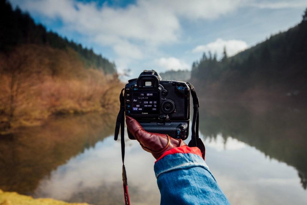 quel appareil photo emporter en voyage