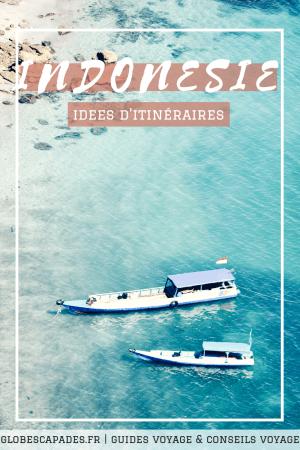 Idées d'itinéraires Indonésie pour un séjour en Asie d'1, 2 ou 3 semaines! Composez un itinéraire Indonésie idéal : Flores, Komodo, Sumatra, Gili, Bali, Java, Lombok... #itineraireindonésie #asie #indonésie #blogvoyage