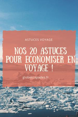 Economiser en voyage