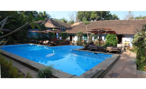 Casa Susegad, South Goa, India