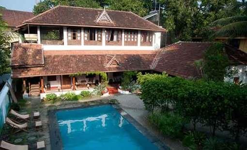 Secret Garden, Cochin, Kerala, India