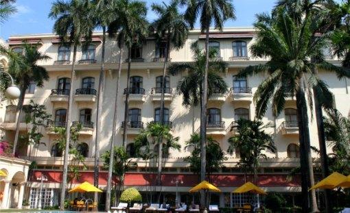 The Oberoi Grand, Kolkata, India