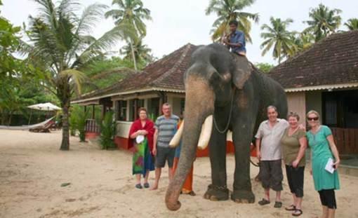 Marari Villas, Marari, Kerala, India