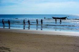 Fischer am Morjim Beach