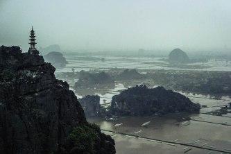 Sicht vom Hang Mua