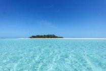 HoneymoonIsland in der Lagune