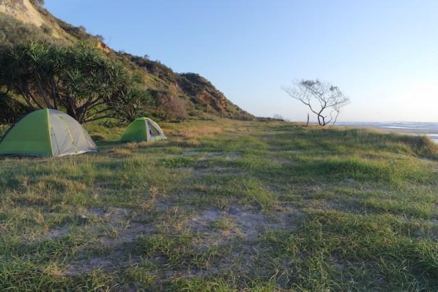 Camping Fraser