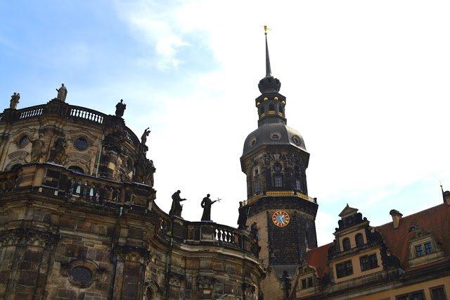 Dresda, un gioiello lungo le sponde dell'Elba