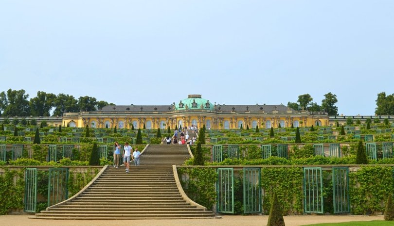 Passeggiata tra i palazzi di Potsdam