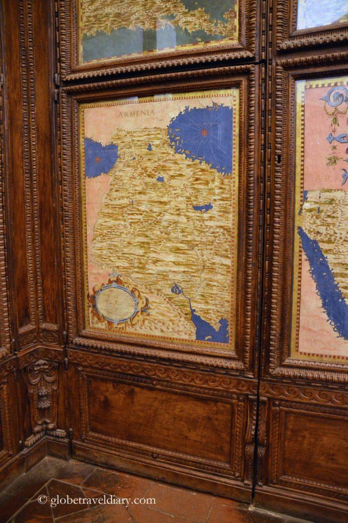 mappa armenia firenze