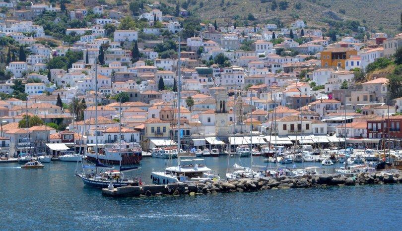 (Italiano) Hydra: l'isola greca che mi ha rubato il cuore