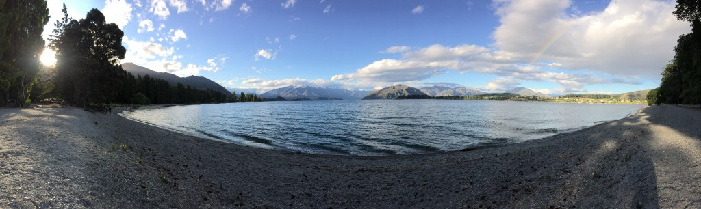 Panorama, Lake Wanaka, Otago, New Zealand