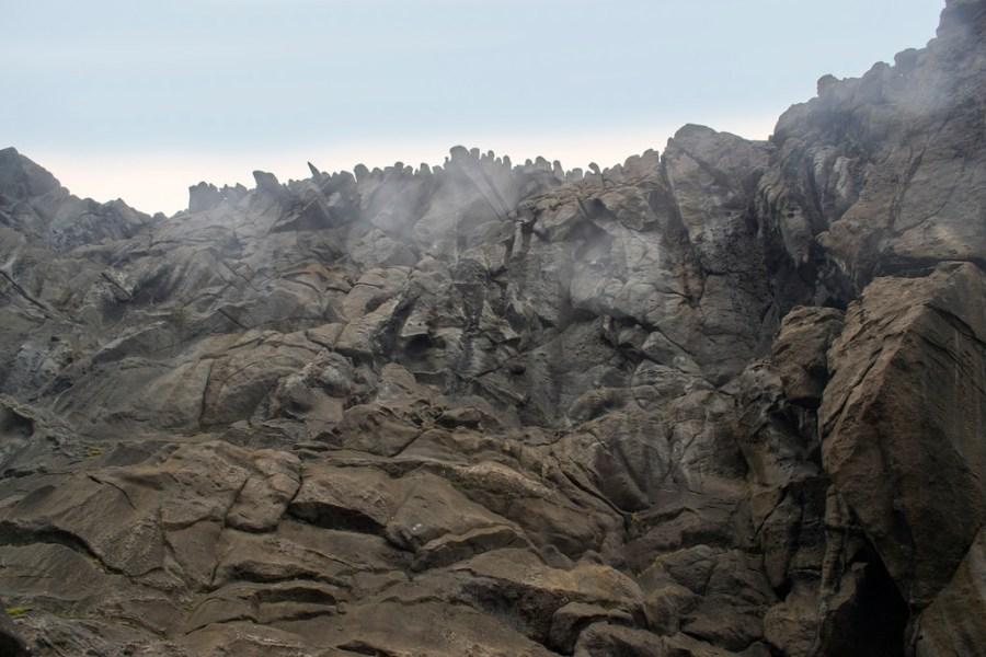Drekagil Canyon, Highlands, Iceland