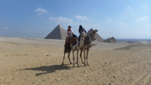 Giza, Egypt - Camel Ride? IS IT WORTH IT?