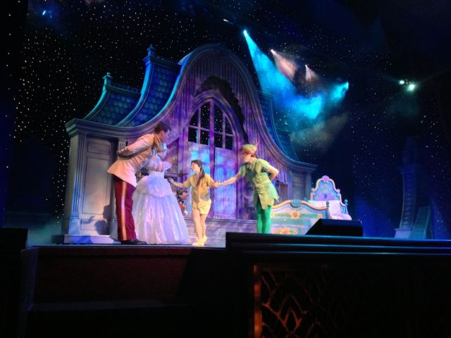 Just can't rave enough about the shows on board the Disney Wonder. Amazing!
