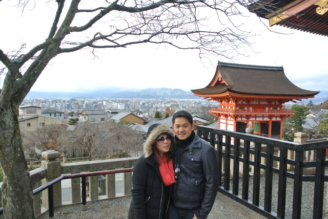 2013: Trip to Osaka, Kobe, and Kyoto with Alan